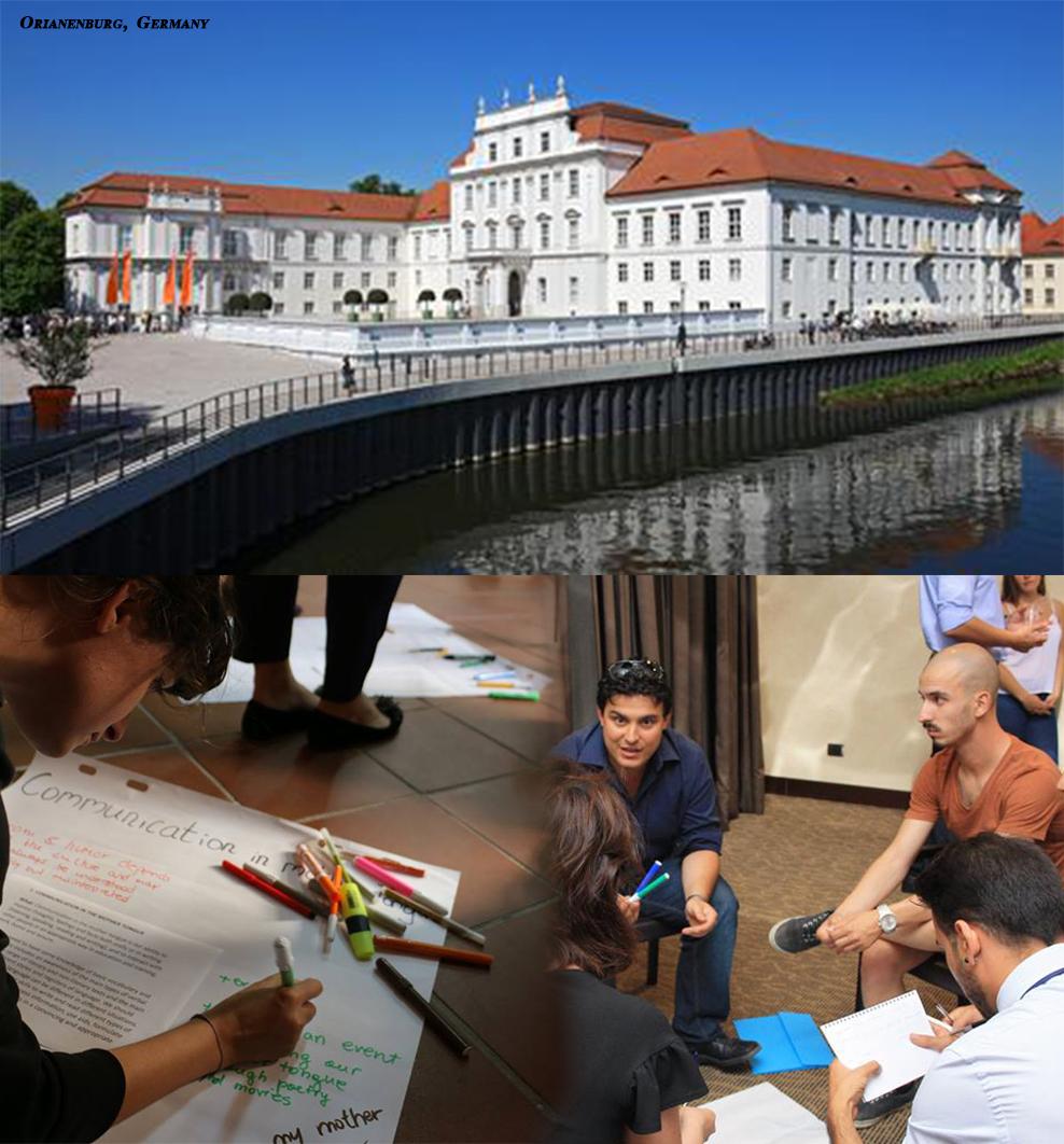 Collage Orianenburg