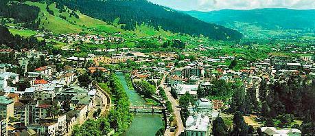 Vatra-Dornei-Romania